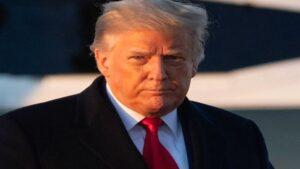 Firma Trump paquete de ayuda económica para afectados por COVID-19