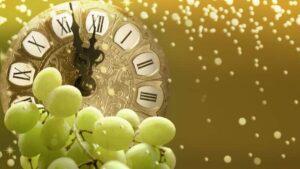 ¿Por qué se comen uvas para recibir el Año Nuevo?
