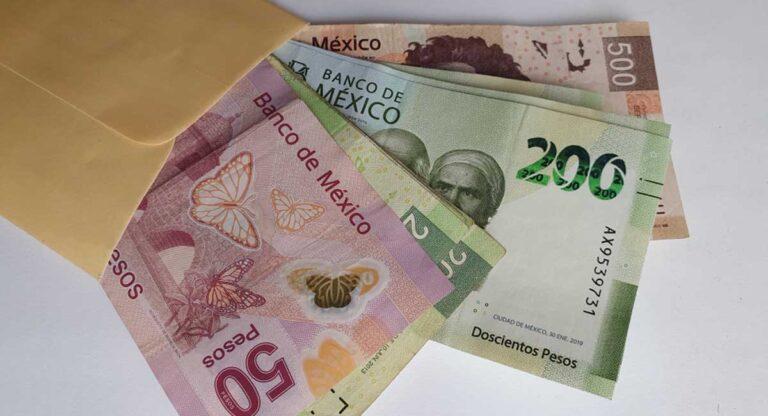 dinero sueldo en México