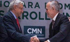 Alfonso Romo deja la jefatura de la Oficina de la Presidencia