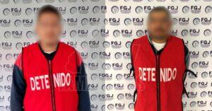 Detienen a dos acusados de  violación en Nuevo Laredo