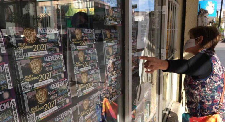Los sorteos de la Lotería Nacional pospuestos ya tienen fecha