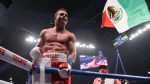 Saúl 'Canelo' Álvarez ya tiene rival para defender el cinturón del CMB en 2021