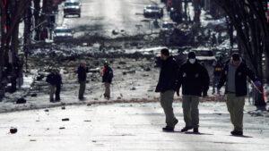 Coche bomba en Nashville: identifican a presunto responsable