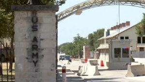 Encuentras restos humanos en base militar de San Antonio Texas
