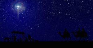 Por primera vez en 800 años podrá verse una 'estrella navideña'