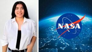 Seleccionan a estudiante mexicana para ir a la NASA; pide ayuda para los gastos