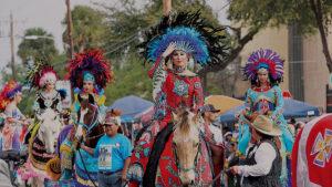 Cancelan fiestas de George Washington por Covid-19 en Laredo, Texas