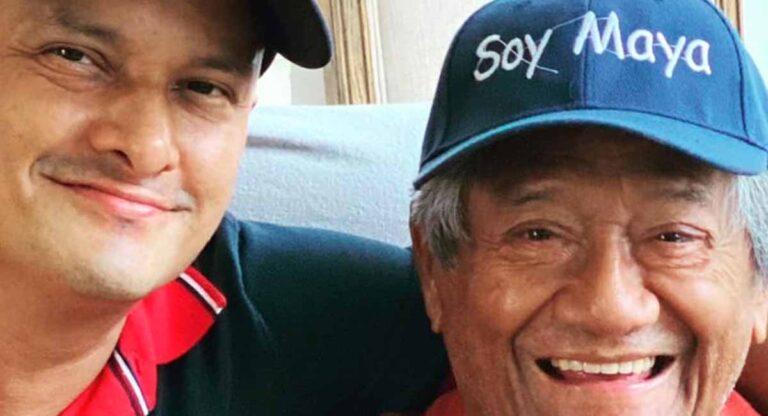Hijo de Armando Manzanero lamenta como se contagió
