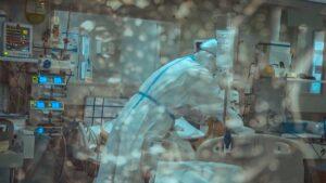 Reporta Laredo, TX al 100% su capacidad hospitalaria por contagios de covid-19