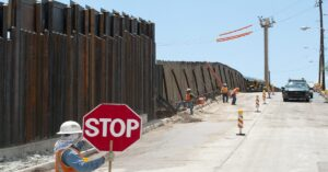 Si Biden frena construcción de muro fronterizo, ahorraría 2 mil millones de dólares