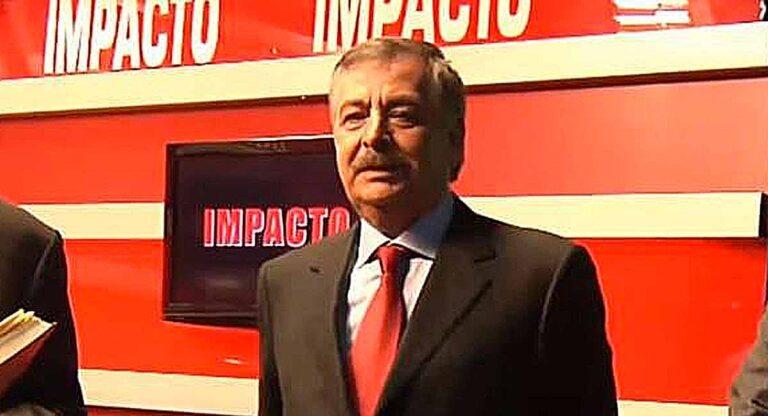 Juan Bustillos, director de Impacto