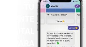 Lanzan chat que detecta violencia contra mujeres