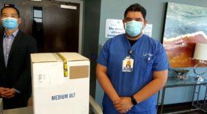 Llegan a Laredo vacunas contra Covd-19; así se aplicarán