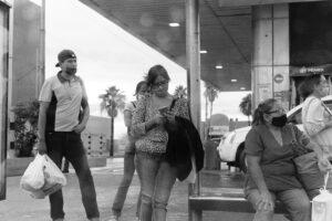 Luna Neón: Retratos de Nuevo Laredo en medio de la pandemia