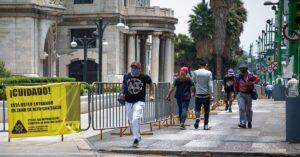 EU coloca a México en máximo nivel de alerta por coronavirus; piden evitar viajes
