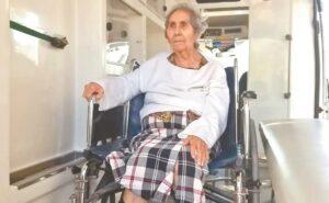Mujer tamaulipeca de 91 años vence el Covid