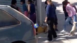 Acto de crueldad: Una mujer golpeó hasta la muerte a un perrito en Edomex (VIDEO)