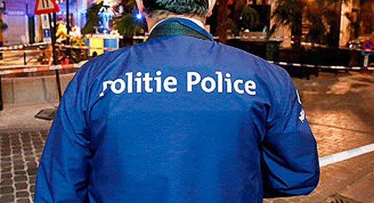 La policía de Bélgica detuvo al grupo entero