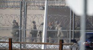 Inicia vacunación contra COVID-19 en prisiones de EU