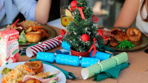 Así debería ser tu cena de Navidad en tiempos de pandemia