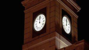 El año no termina realmente a la medianoche del 31 diciembre