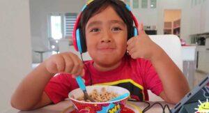 Ryan Kaji, se embolsa 29 millones de dólares durante la pandemia… ¡y tiene 9 años!