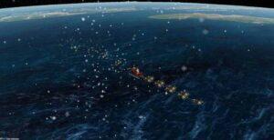 Santa Claus: ¿A qué hora pasa por México? Sigue en vivo el recorrido