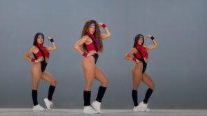 Muy ochentera; Shakira lanza canción junto a Black Eyed Peas