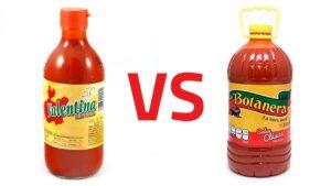 Valentina o Botanera ¿Cuál salsa es la mejor y cuál prefieren en Los Laredos?
