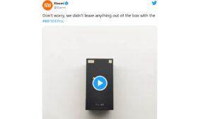 Tras haber 'troleado' a Apple en twitter, Xiaomi también venderá sus nuevos celulares sin cargador