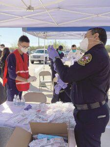 Laredo, Tx: Se contagian tras recibir la vacuna