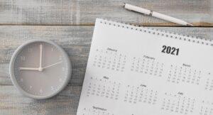 El 2021 es un año especial: ¡tiene muchas fechas palíndromo!