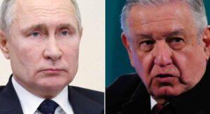 AMLO y Putin hablarán mañana sobre suministro de la vacuna rusa