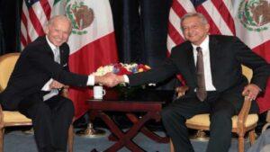 Biden y Amlo tendrán una llamada telefónica este viernes: Ebrard