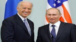 Biden y Putin acuerdan prorrogar tratado de armas nucleares