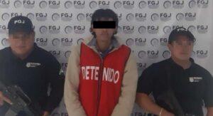 Detienen a feminicida de Los Olivos en Nuevo Laredo