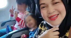 El desgarrador mensaje de una madre antes de subir al avión que se estrelló en Indonesia