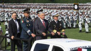 Tiene Guardia Nacional 70% de aprobación: AMLO