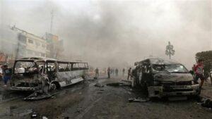 Doble ataque suicida en Irak deja al menos 28 muertos