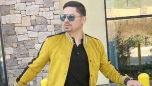 Larry Hernández baja 13 kilos y sorprende con su cambio