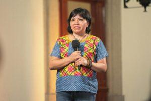 Fallece por Covid Leticia Ánimas, Coordinadora de Becas Benito Juárez