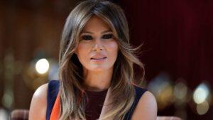 Con este VIDEO Melania Trump se despide de la Casa Blanca