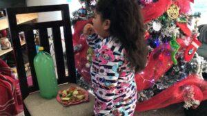 Niña pidió tacos al pastor y no de juguetes a los Reyes Magos