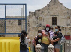 Reporta San Antonio más de 3 mil contagios de Covid en un solo día