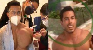 Tachan de irresponsable a el doctor viral, al asistir a una fiesta