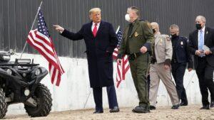 Trump en Texas; su primera aparición desde los disturbios en el Capitolio
