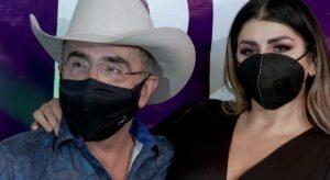 Vicente Fernández Jr y su novia buscarán ser diputados en Jalisco