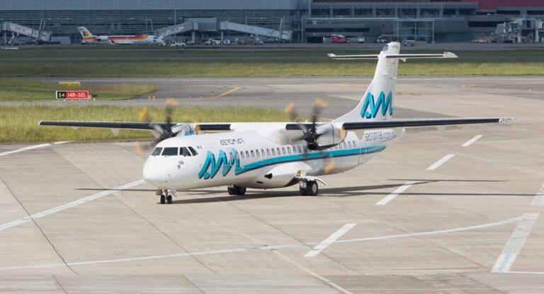 Prueba covid a quien desee volar por Aeromar