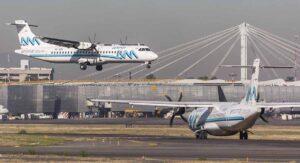 Vuelos CDMX a Laredo, TX de Aeromar se reanudarán hasta marzo de 2021